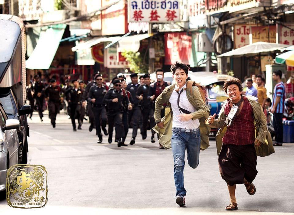 唐人街探案:王寶強說故事得從他老婆的背叛說起┃影評