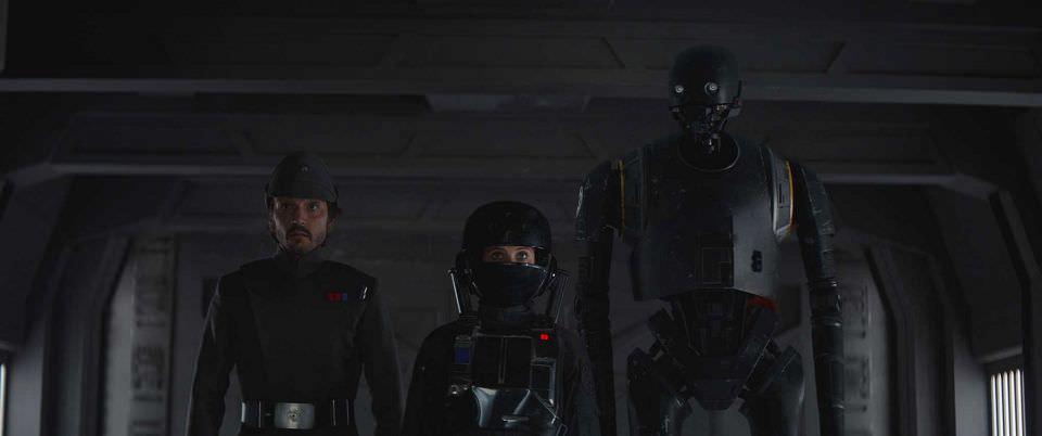 星際大戰外傳:俠盜一號 - 原力與你我同在┃影評