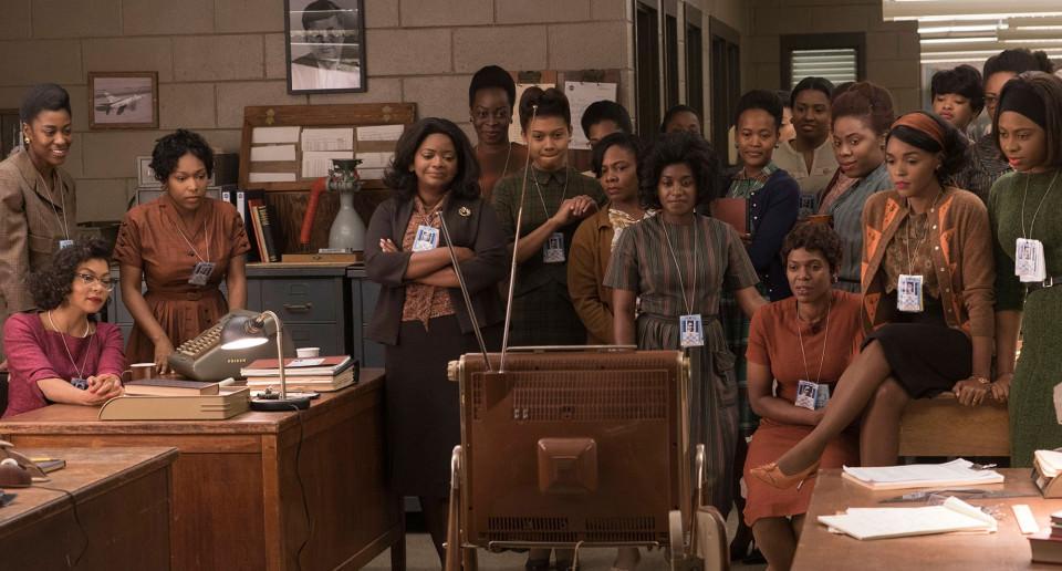 關鍵少數:種族平權電影的綜合大補帖┃影評