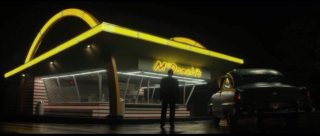 速食遊戲:麥當勞王國鉅子的成功要訣┃影評