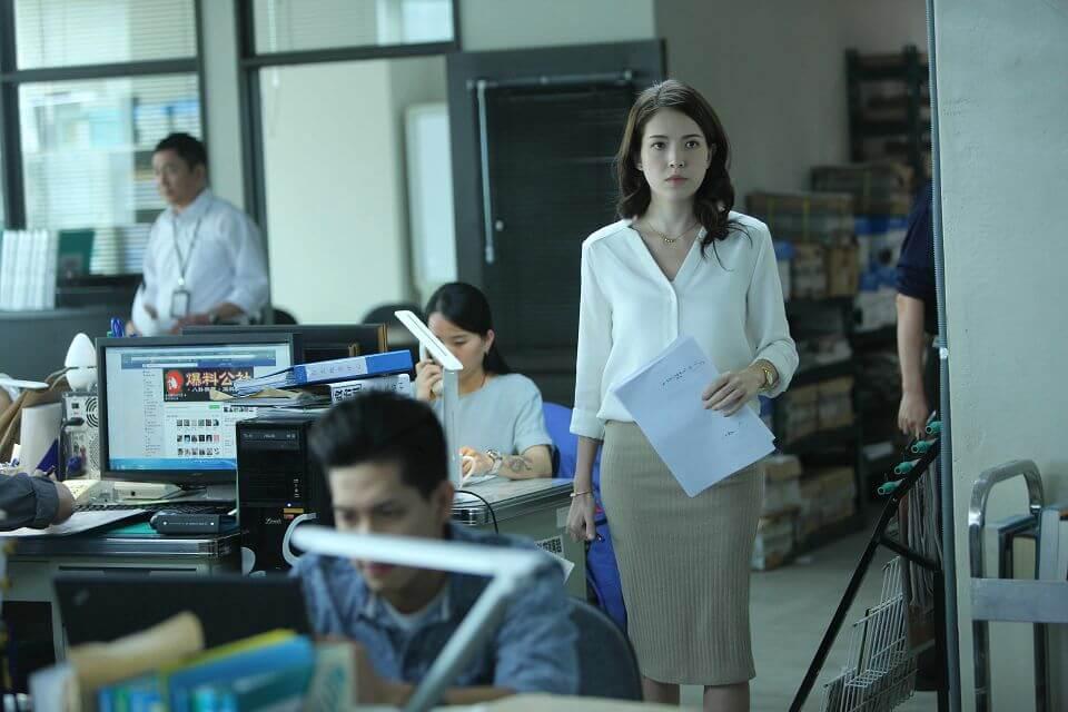 目擊者:柯佳嬿負責畫面、許瑋甯負責懸念┃影評