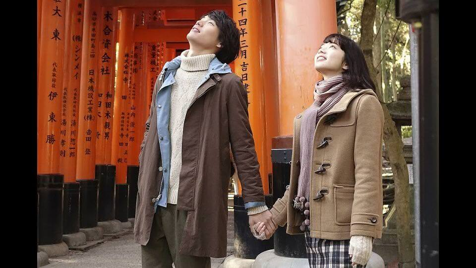 明天,我要和昨天的妳約會:重點是那份浪漫真的鑽進了心裡面┃影評