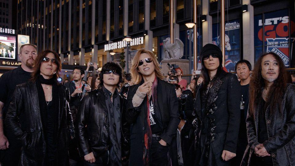 WE ARE X:X JAPAN重生之路-用搖滾活著的人┃影評