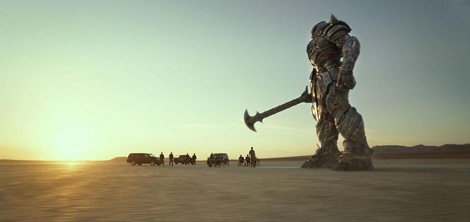 變形金剛5:最終騎士- 麥可貝的電影特效動作型錄┃影評
