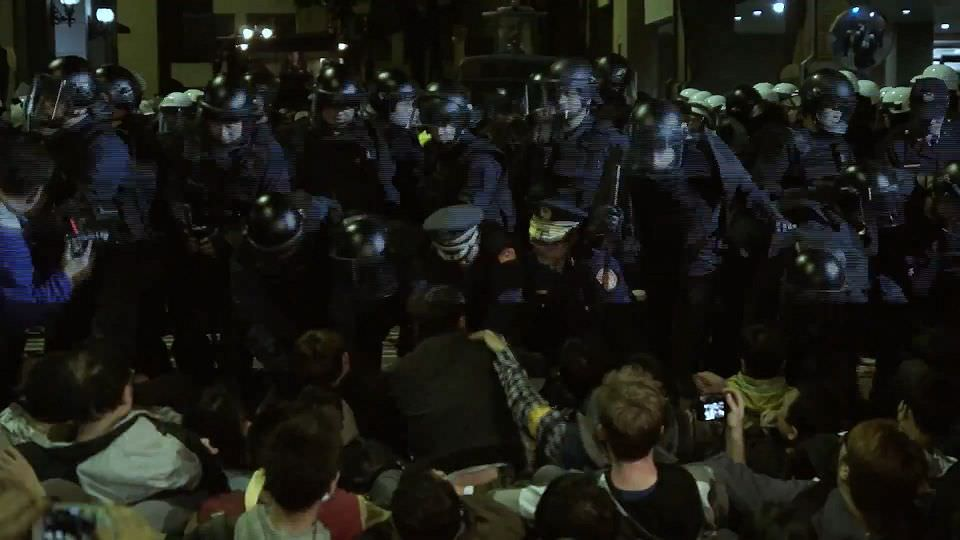 街頭:這樣的社運紀錄片,再多也不嫌多┃影評