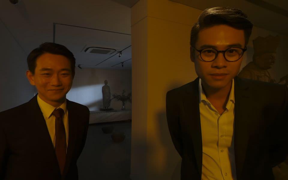 董仔的人:李中拍VR電影展現驚人才華與創新思維┃影評
