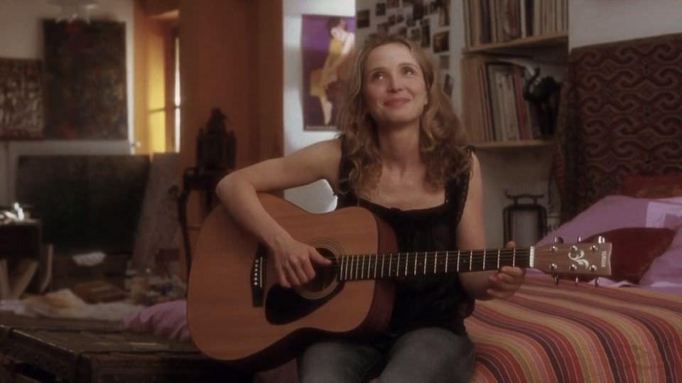 愛在日落巴黎時:聆聽,人間最美好的聲音┃影評