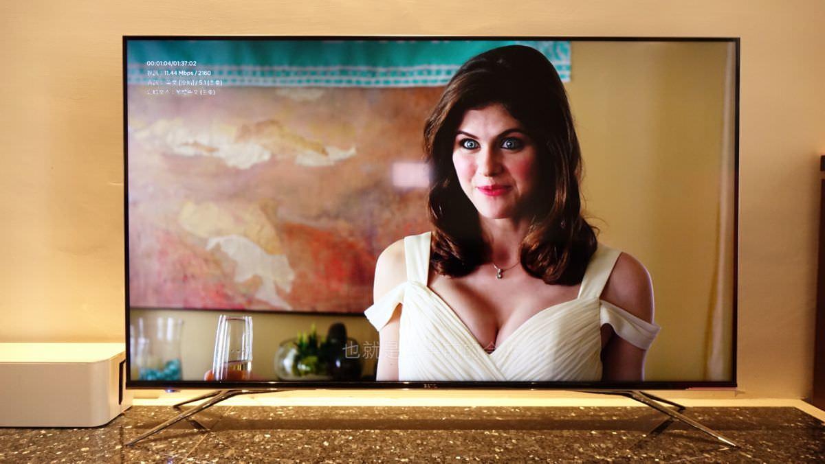 4K HDR 護眼廣色域電視 BenQ S55-700 推薦:用另一種角度體驗電影┃開箱