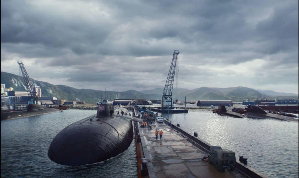 庫爾斯克號:深海救援 - 拍出具詩意的俄國文學悲劇力 │影評