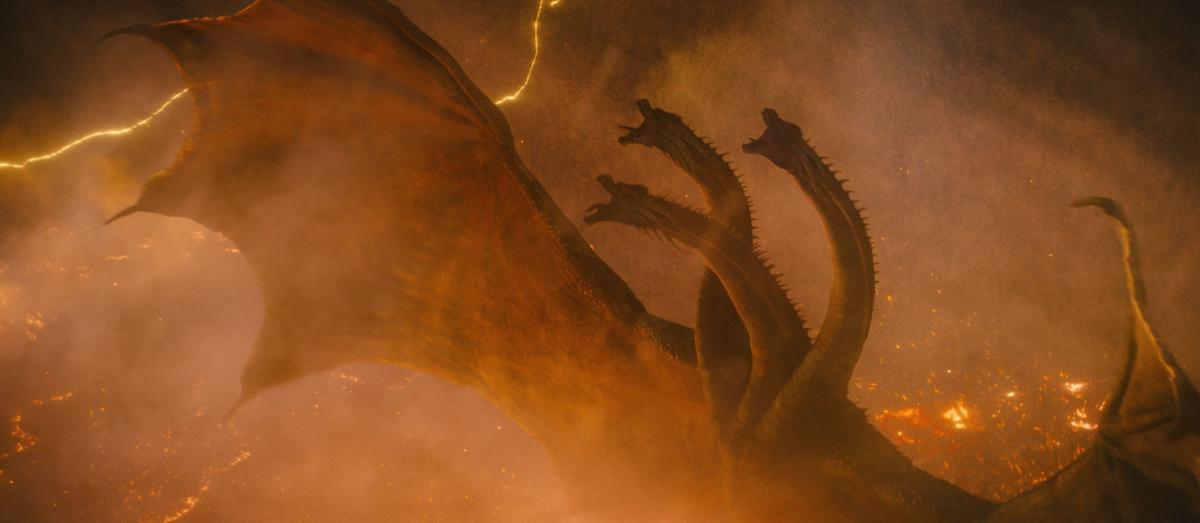 《哥吉拉 II 怪獸之王》中你一定得認識的四大經典怪獸!