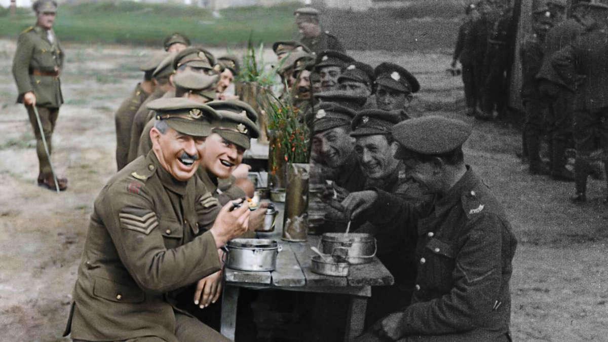 壕溝、屍體、無止境的等待,《1917》等8部描述第一次世界大戰的電影!┃電影專題