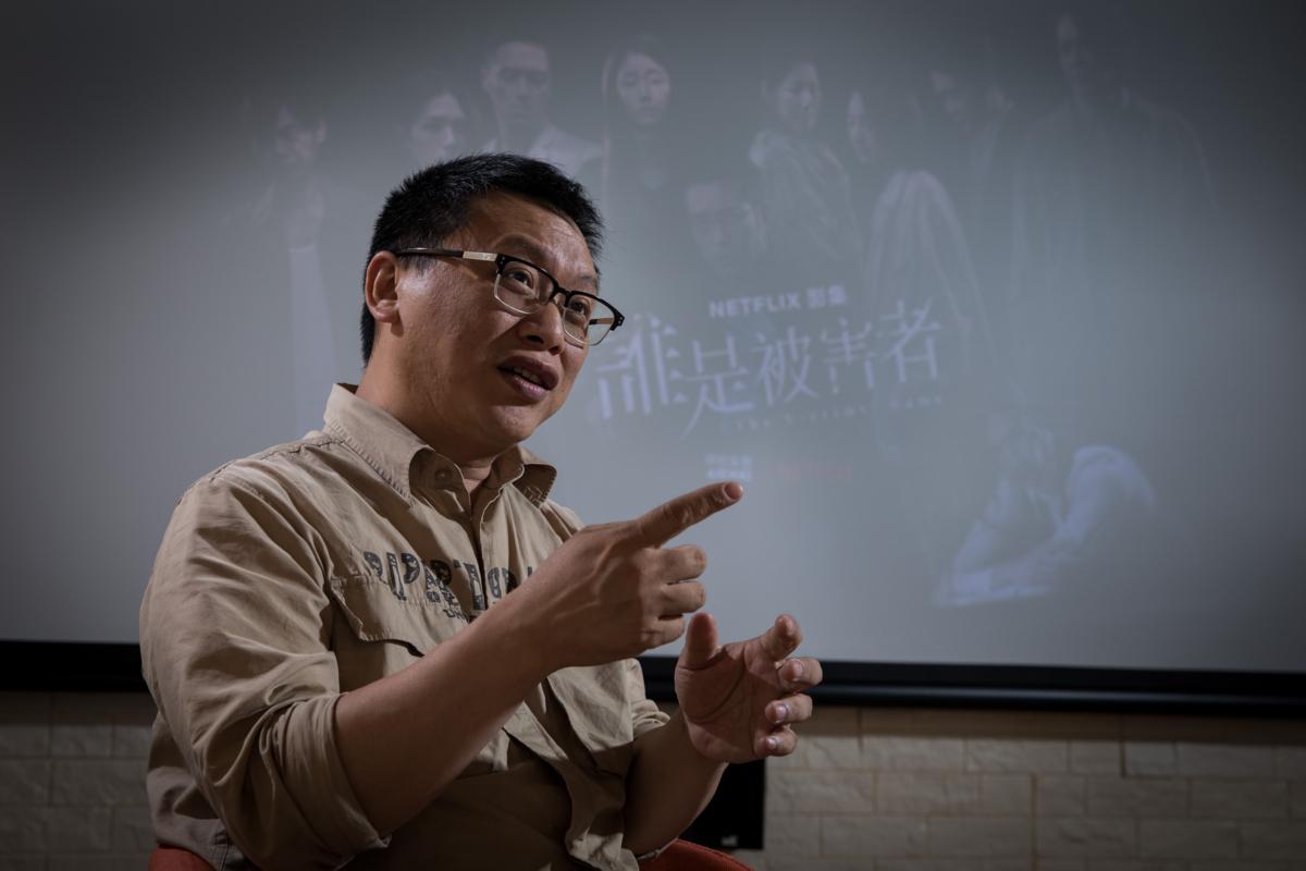 好戲就該被看見細節!Netflix《誰是被害者》台灣國際級製作人引進 BenQ 視聽設備┃專訪