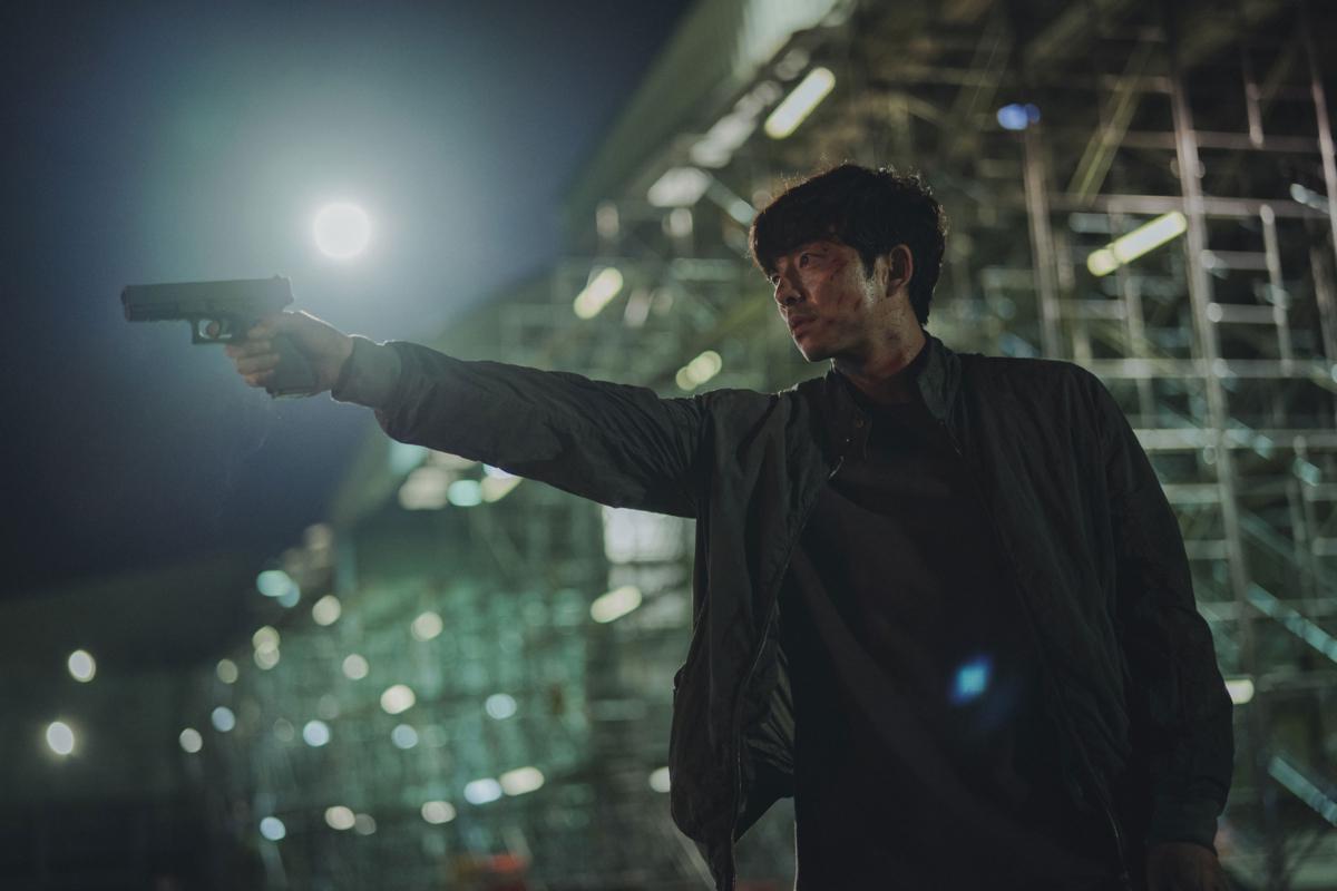 《永生戰》朴寶劍淡定氣場hold全場,孔劉祭出教科書級演戲雙帥齊飆戲|影評