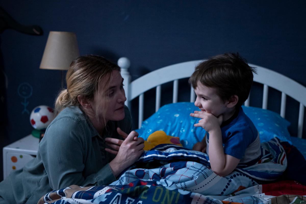 值得二刷與深品《東城奇案》看凱特溫絲蕾示範最適影集演技