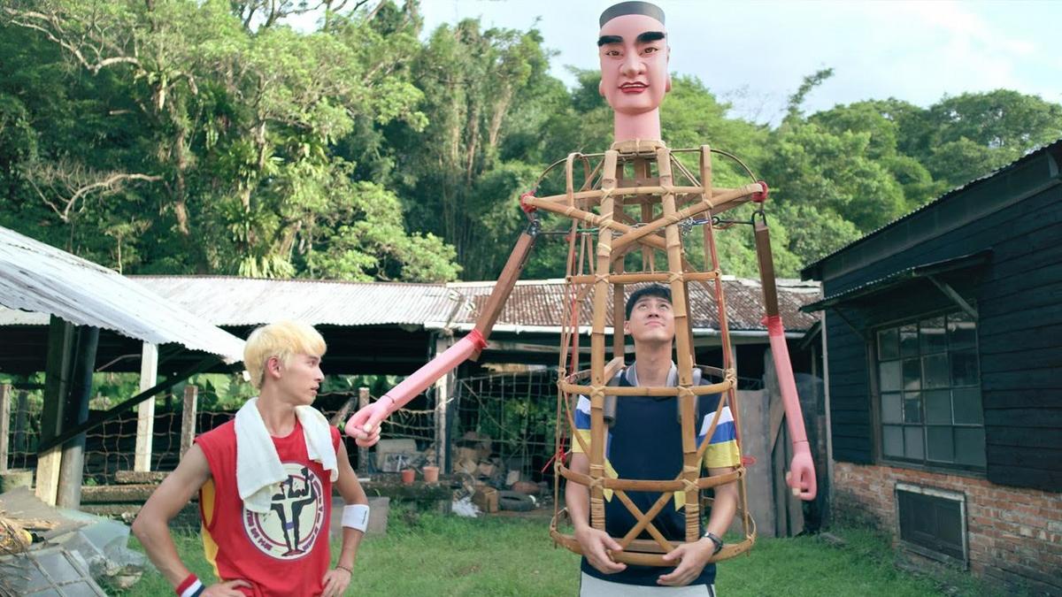 看不見的神像,用宮廟與籤筒拍成的台灣偶像劇《神之鄉》|劇評