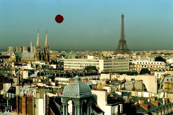 【影評】《紅氣球》The Red Balloon 侯導的意念,李屏賓下的筆。
