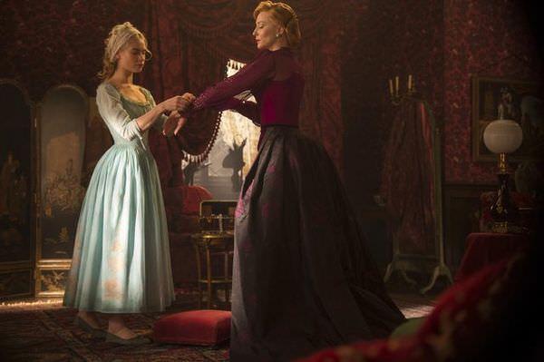 【影評】《仙履奇緣》 Cinderella