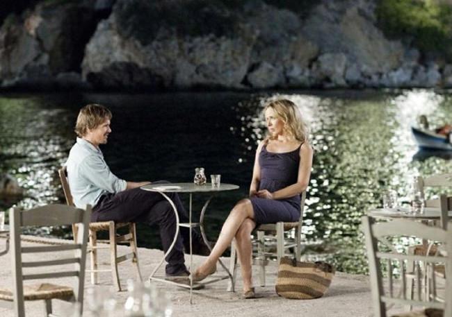 電影【愛在午夜希臘時】之一