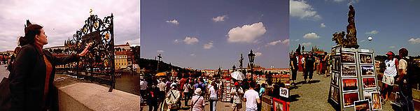 蜜月記行05-布拉格廣場,查理大橋,布拉格的威尼斯