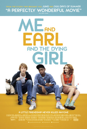 【影評】《我們的故事未完待續》Me and Earl and the Dying Girl 無心插柳,種出一朵玫瑰