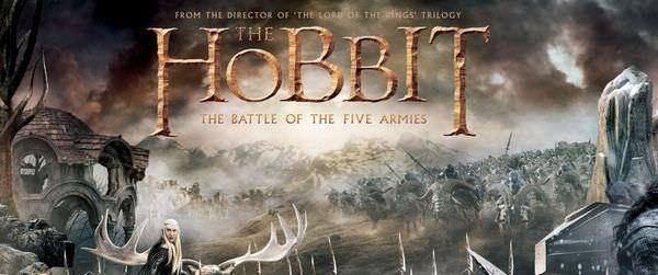 【影評】《哈比人:五軍之戰》