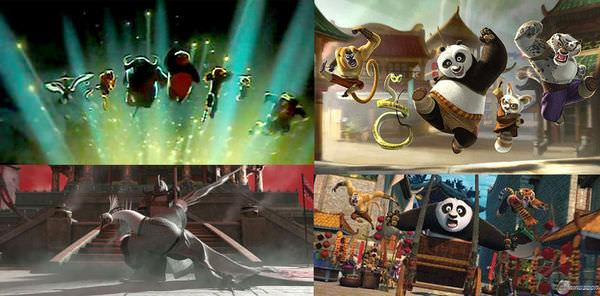 《功夫熊貓2》