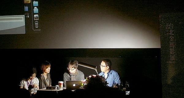 [2011金馬影展] 新海誠 接觸全記錄