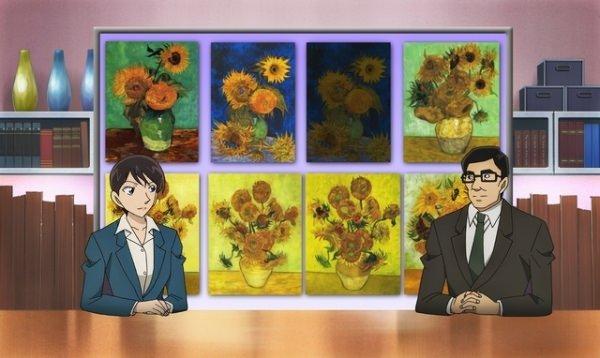 【影評】《名偵探柯南:業火的向日葵》