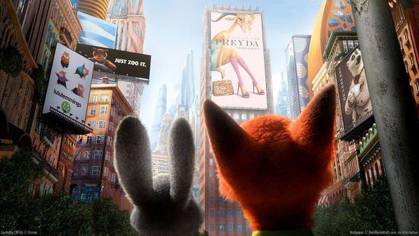 【影評】《動物方城市》你可以成為任何你想要的樣子