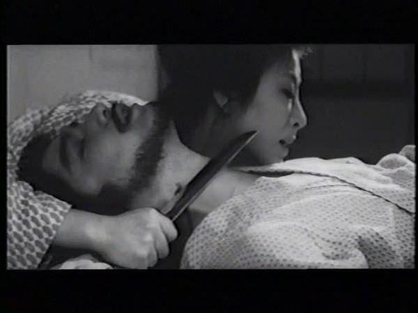 吉田喜重的情慾與虐殺