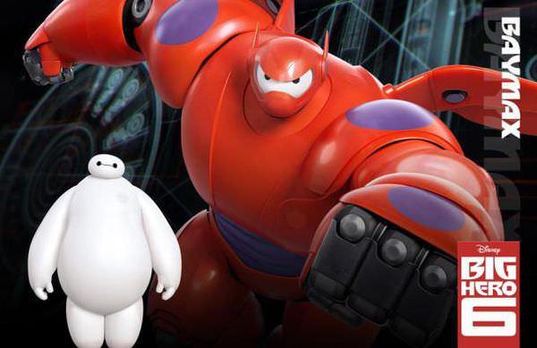 【影評】《大英雄天團》BIG HERO 6 3D