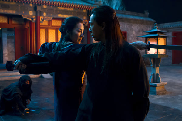 【影評】《臥虎藏龍:青冥寶劍》中國人的美國夢