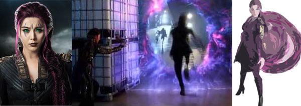 【X戰警:未來昔日】女X戰警檔案